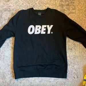 OBEY - Crew Neck